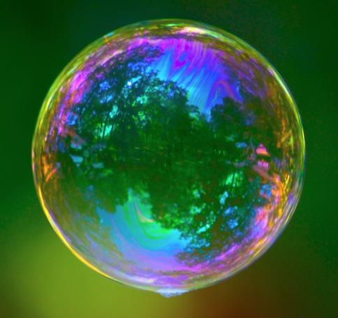 Burbujas Mentales Consciencia Y Energía